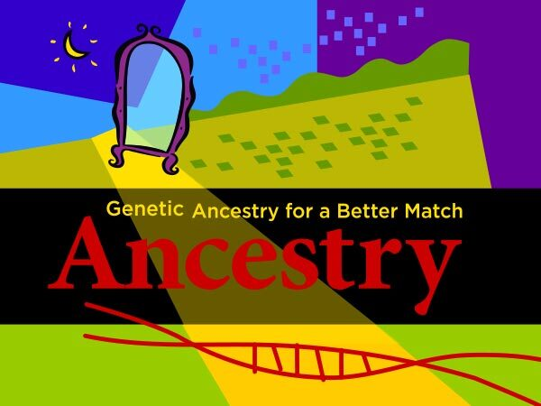 """Genetic Ancestry"" animation, art and story for genomics"